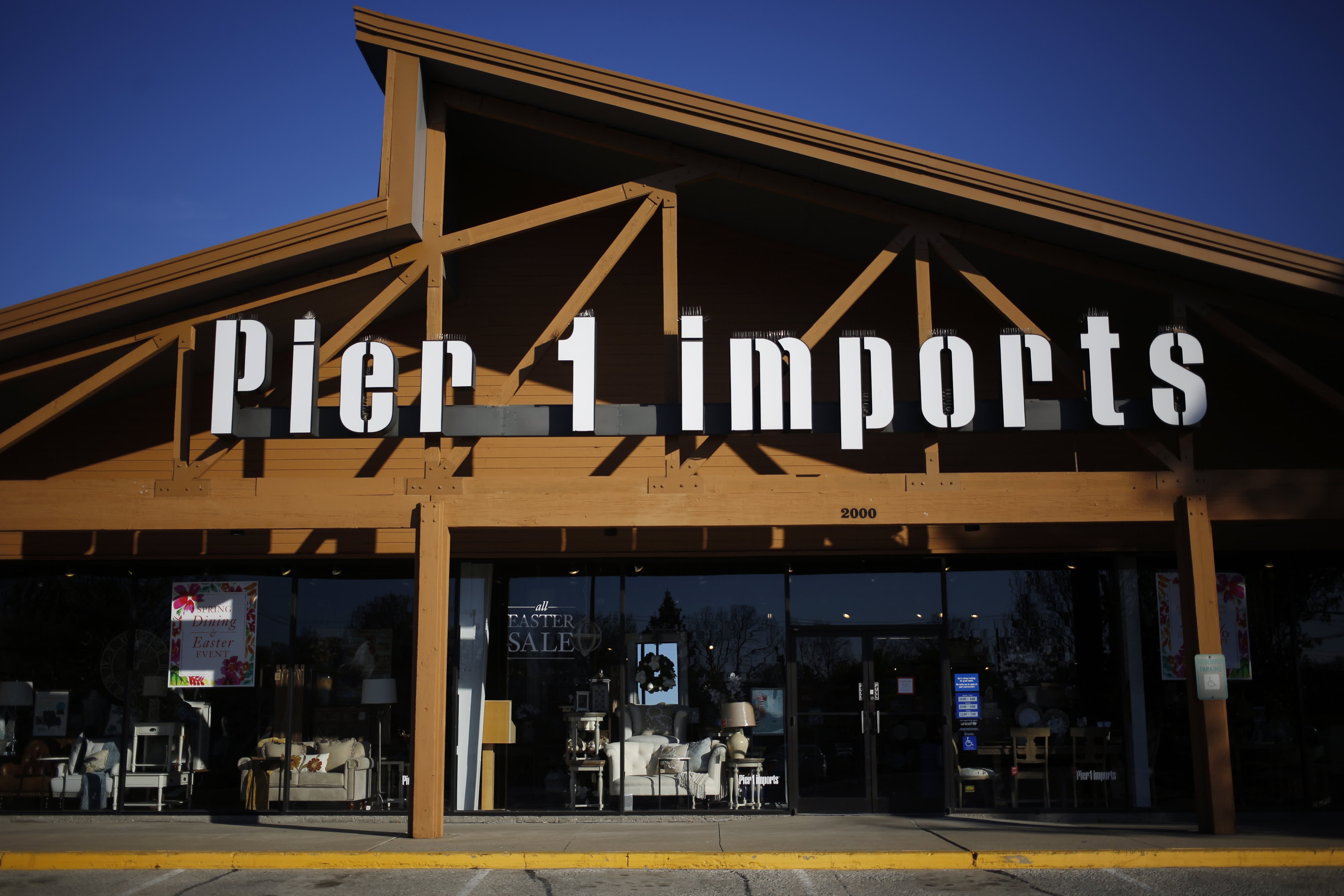Pier 1 to close nearly half its stores as losses widen and bankruptcy rumors persist