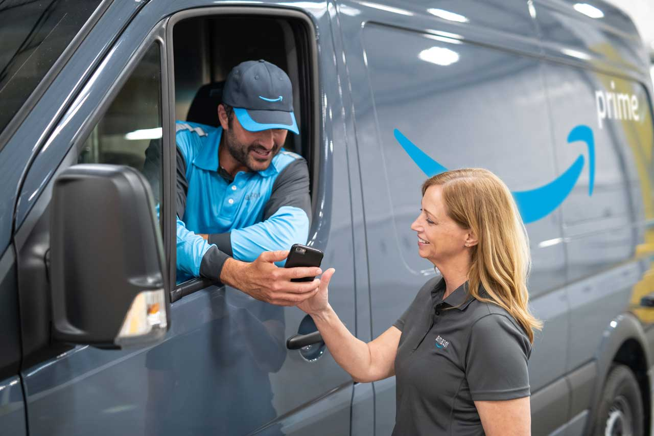 Amazon is recruiting entrepreneurs to start delivery networks