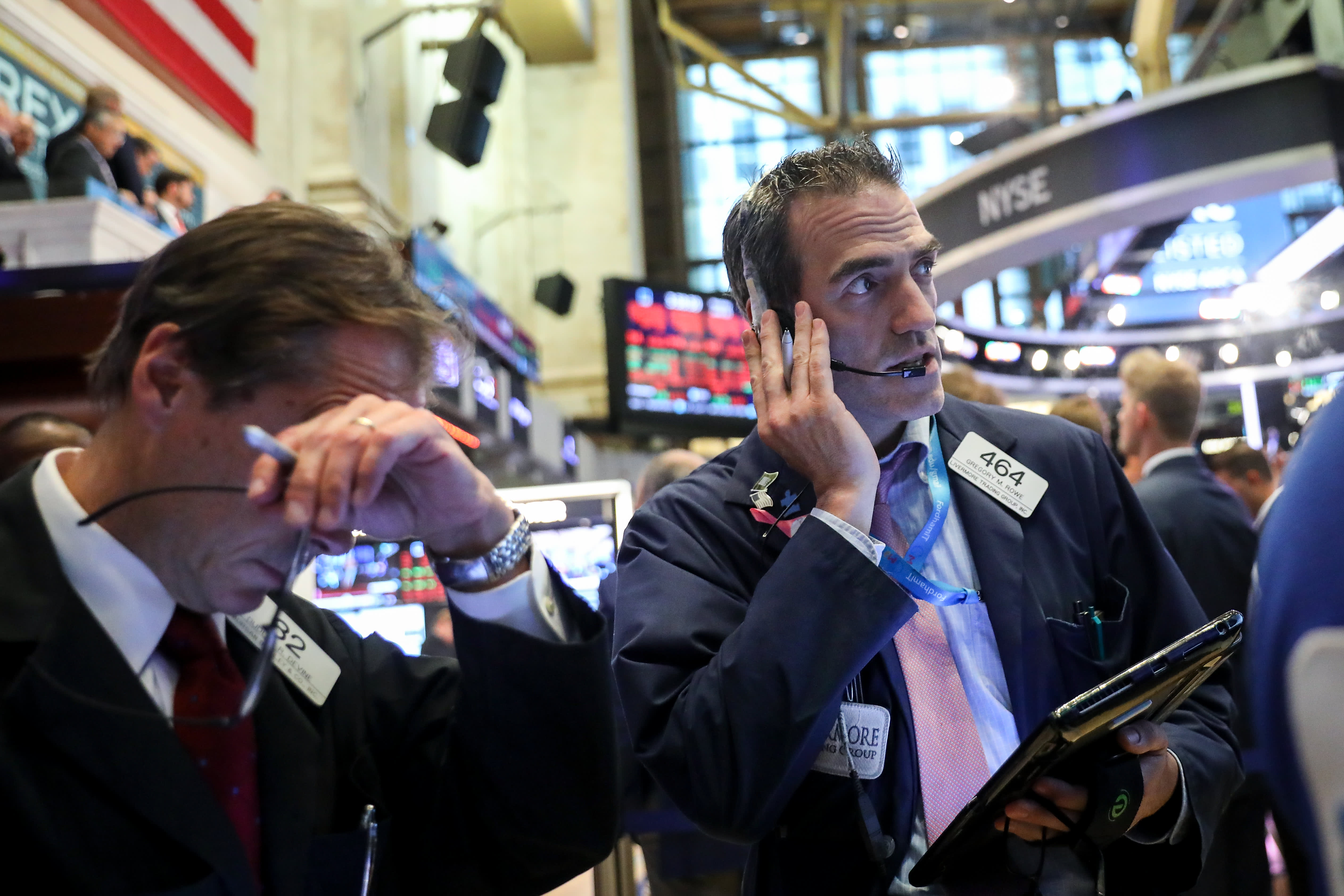 Stock futures rise following the S&P 500's worst day since May; Fed meeting ahead