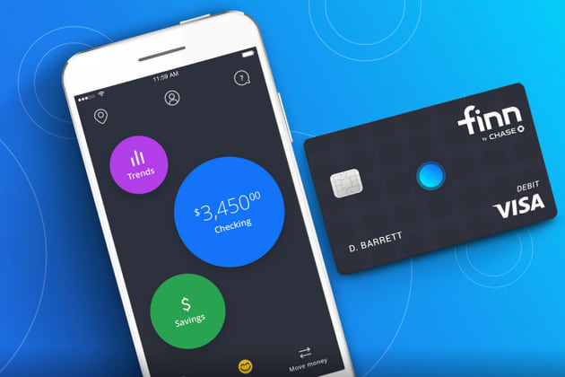 Chase All Mobile Bank Finn In Search Of Millennials