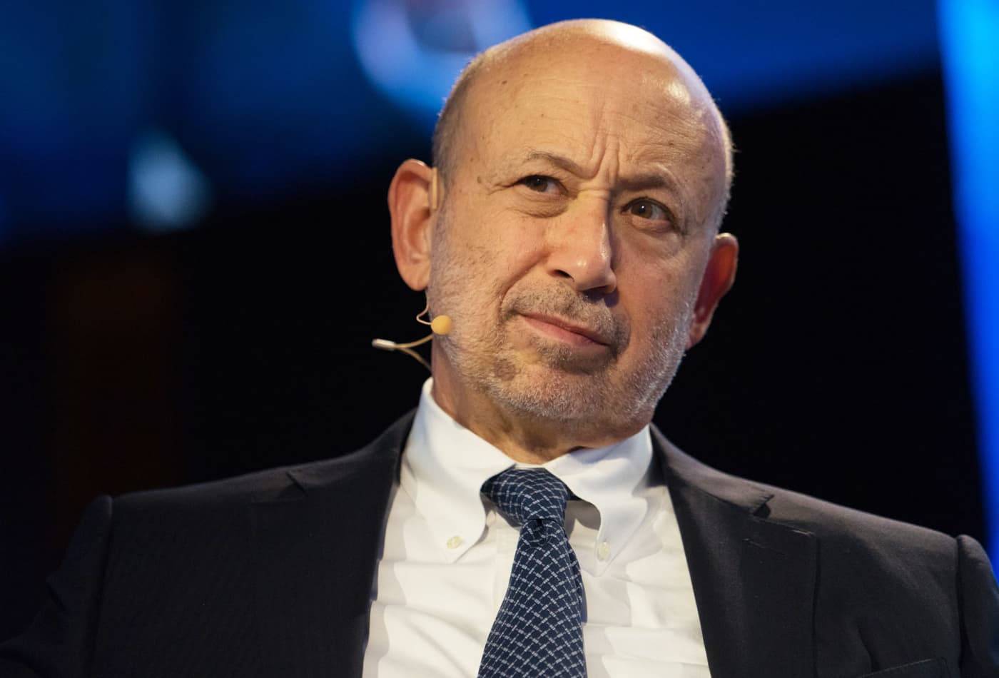 Former Goldman CEO Lloyd Blankfein: Trump's tariffs aren't a bad idea