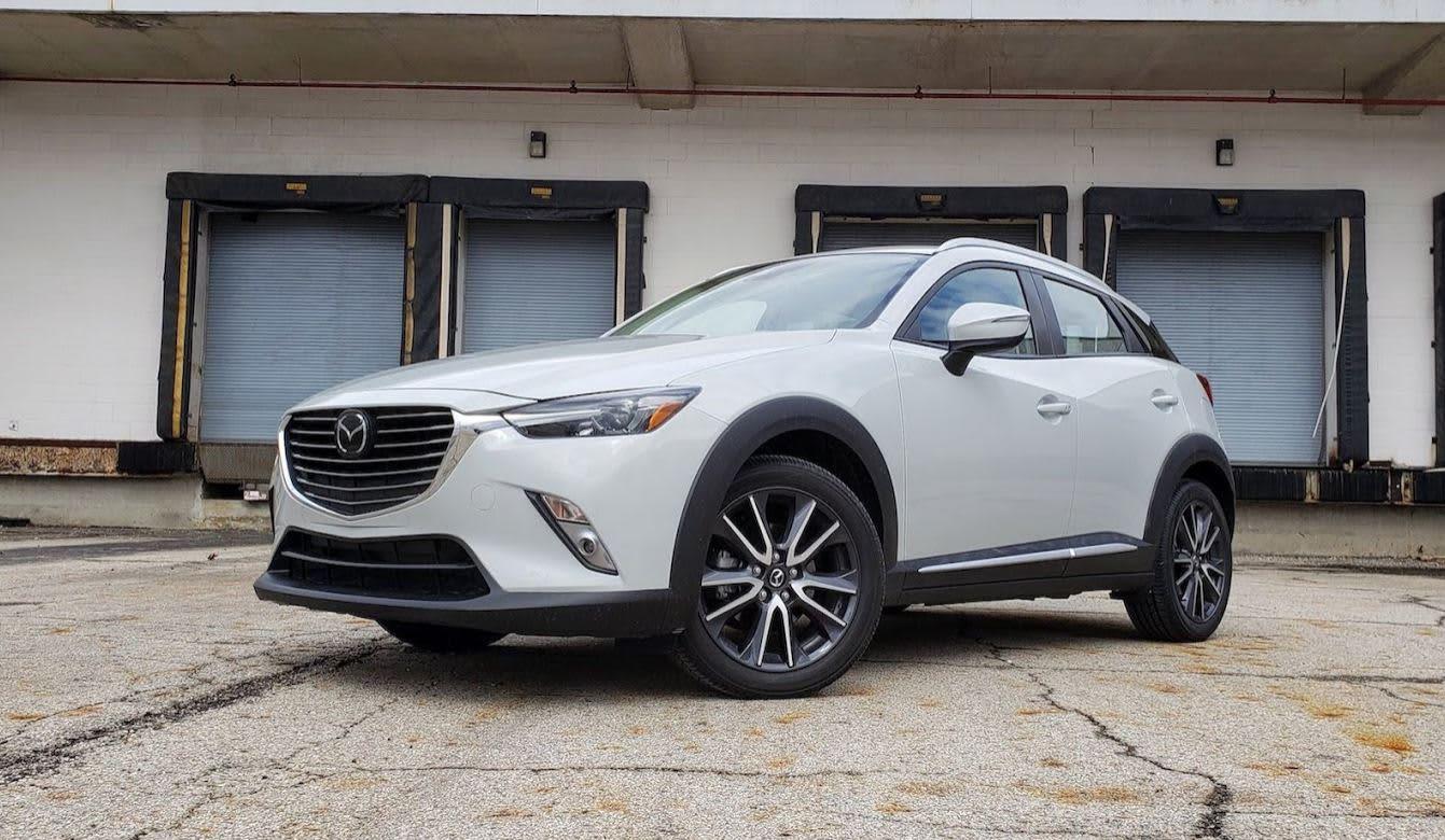 2018 Mazda Cx 3 Review Buy A Mazda 3 Instead
