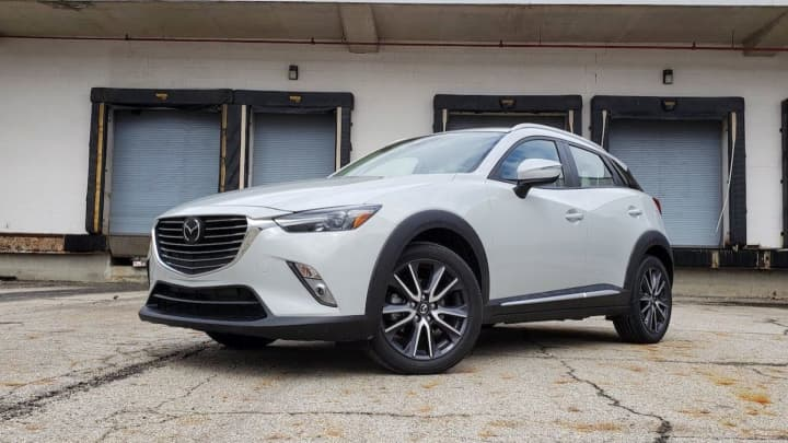 2018 Mazda CX-3 review: Buy a Mazda 3 instead