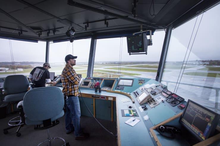 GP: air traffic control