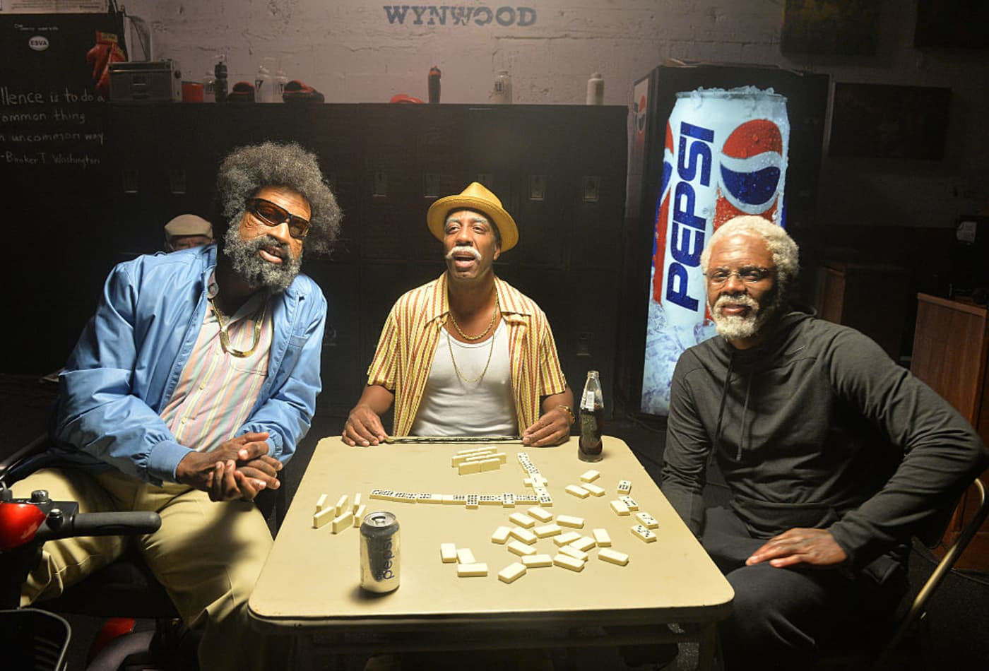 562fd884a157 Pepsi s Uncle Drew movie made  15.5 million in its opening weekend