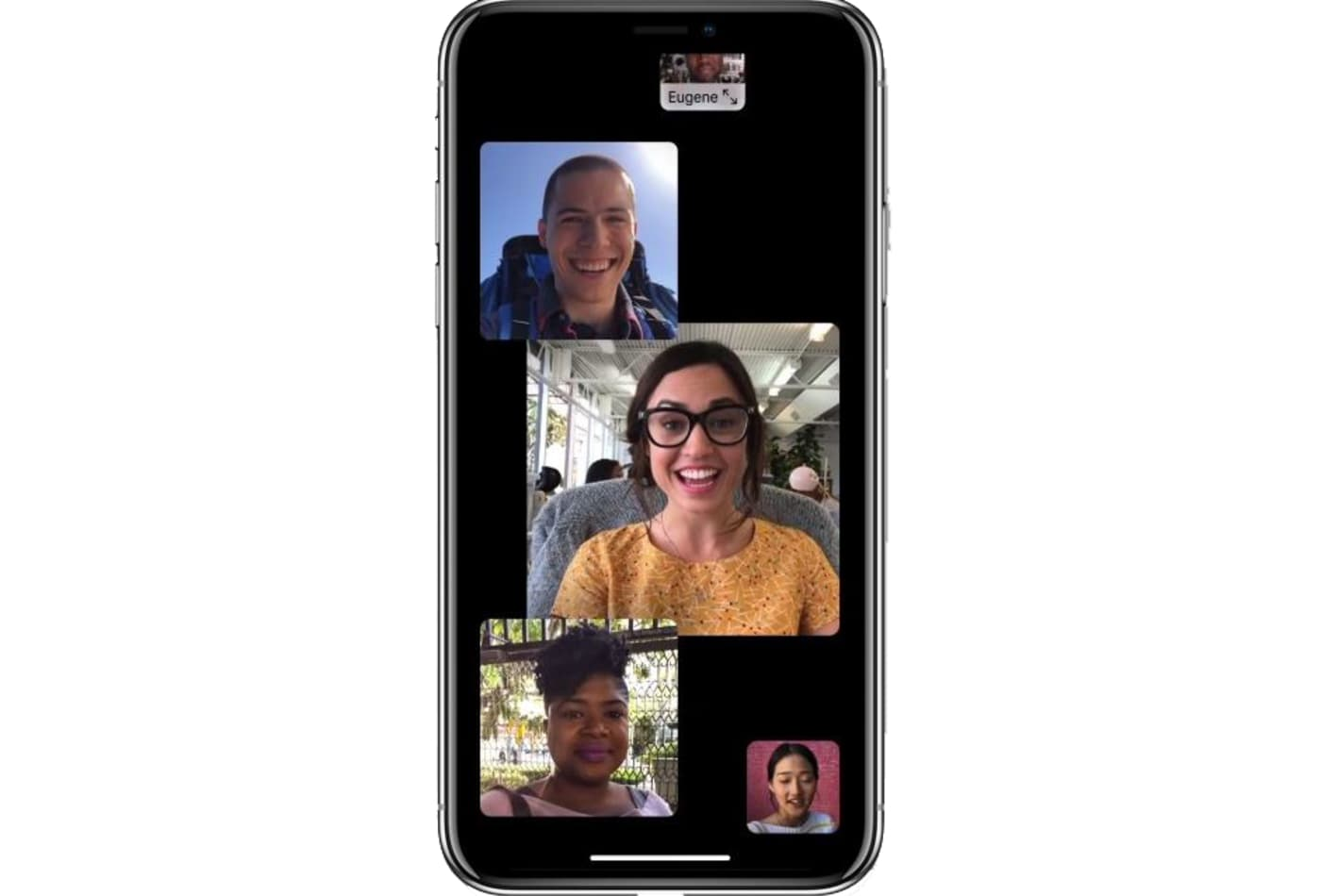 Apple's new FaceTime feature stops faces from bouncing around in video calls — here's how to use it