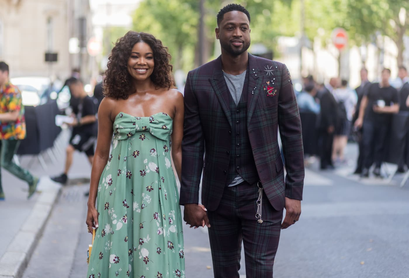 Dwyane Wade on marriage to Gabrielle Union: She has her own bank account and 'doesn't stop my growth'