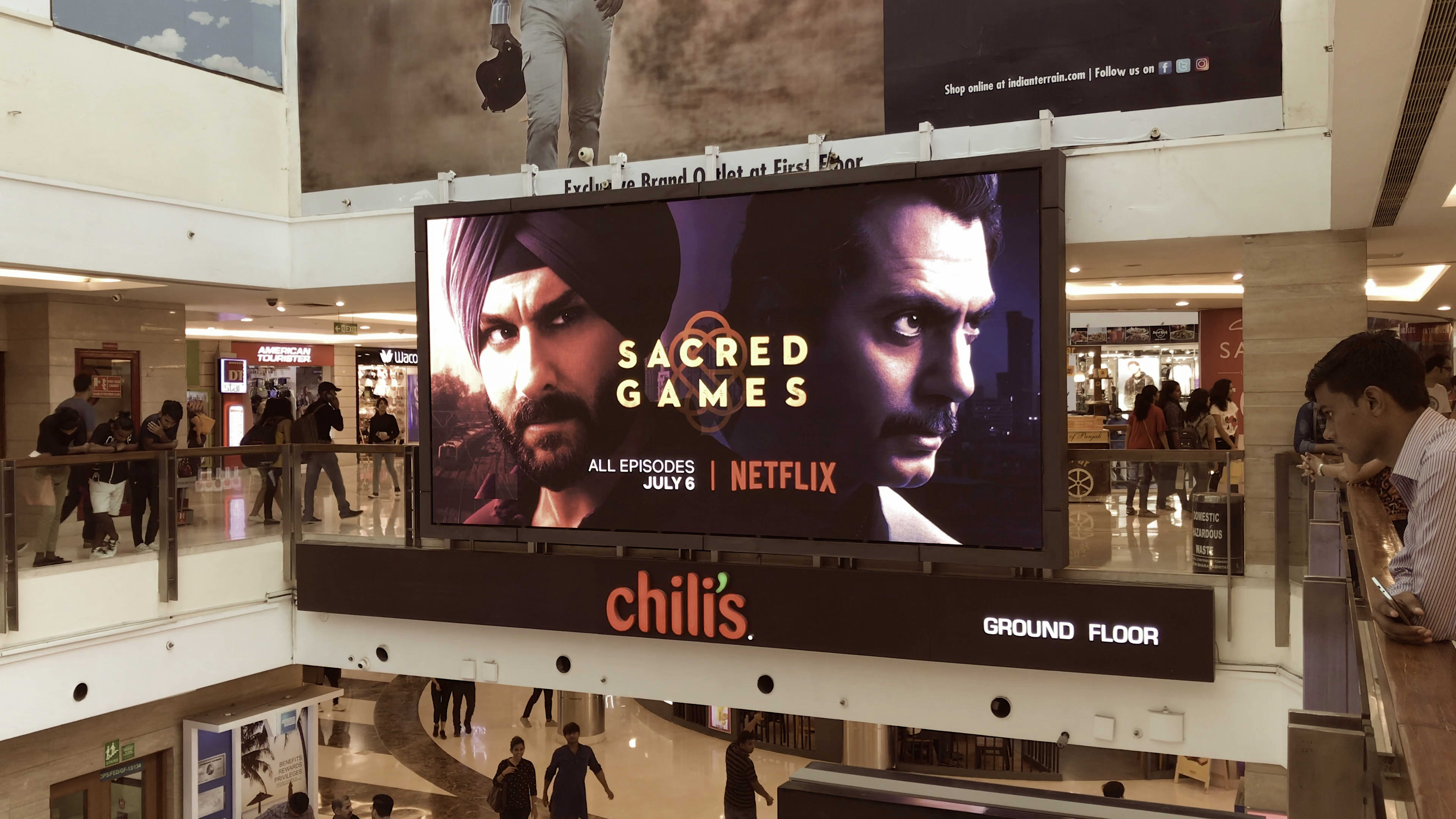 c5b67831a Netflix and Amazon are struggling to win over the world s second-largest  internet market