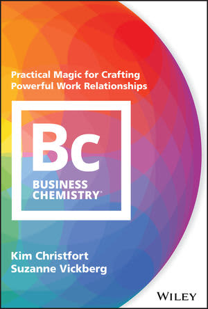Business Chemistry Jacket book cover