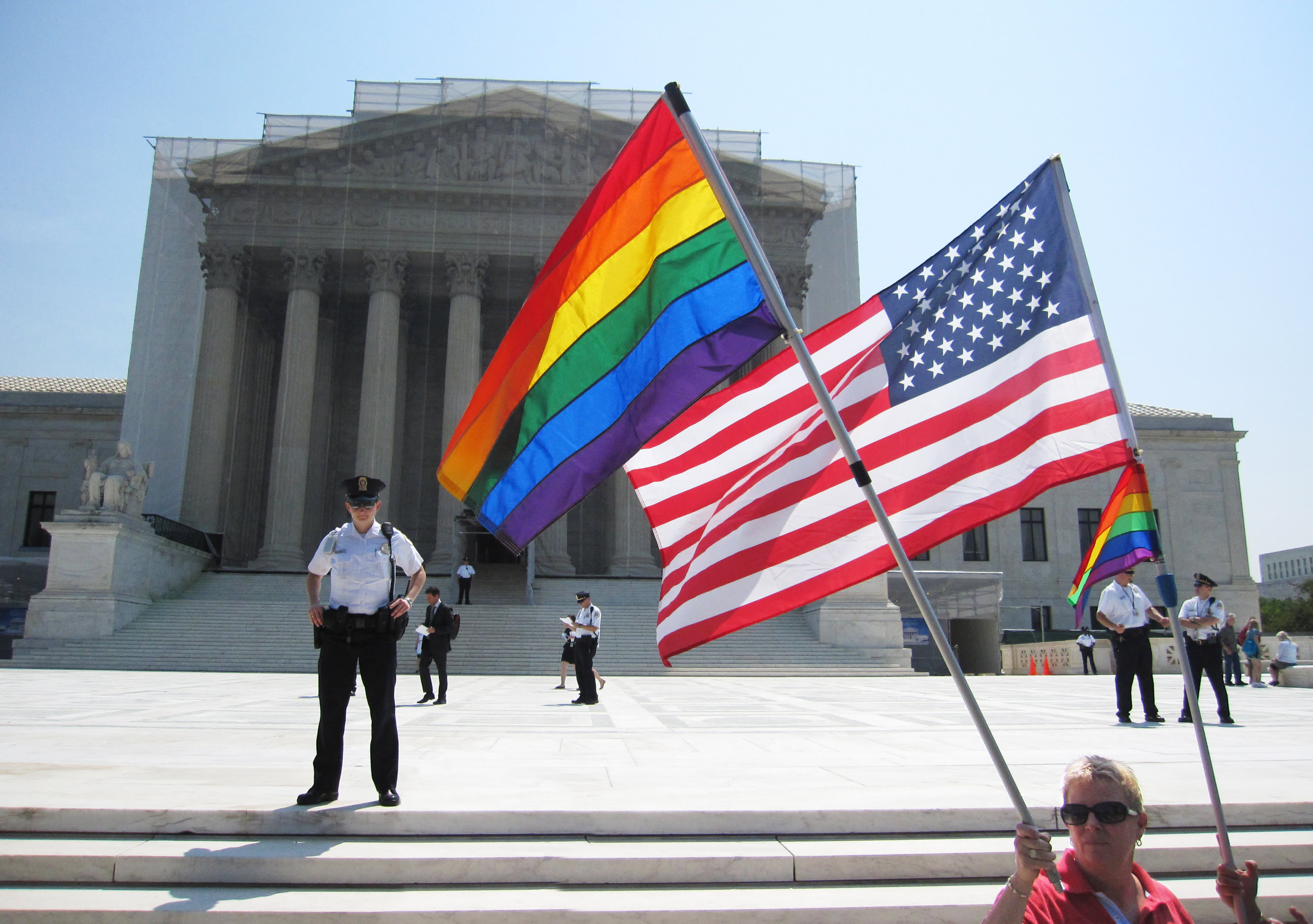 Supreme Court takes up cases that could settle whether LGBT workers are protected by law