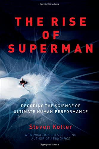 One time use: The rise of Superman