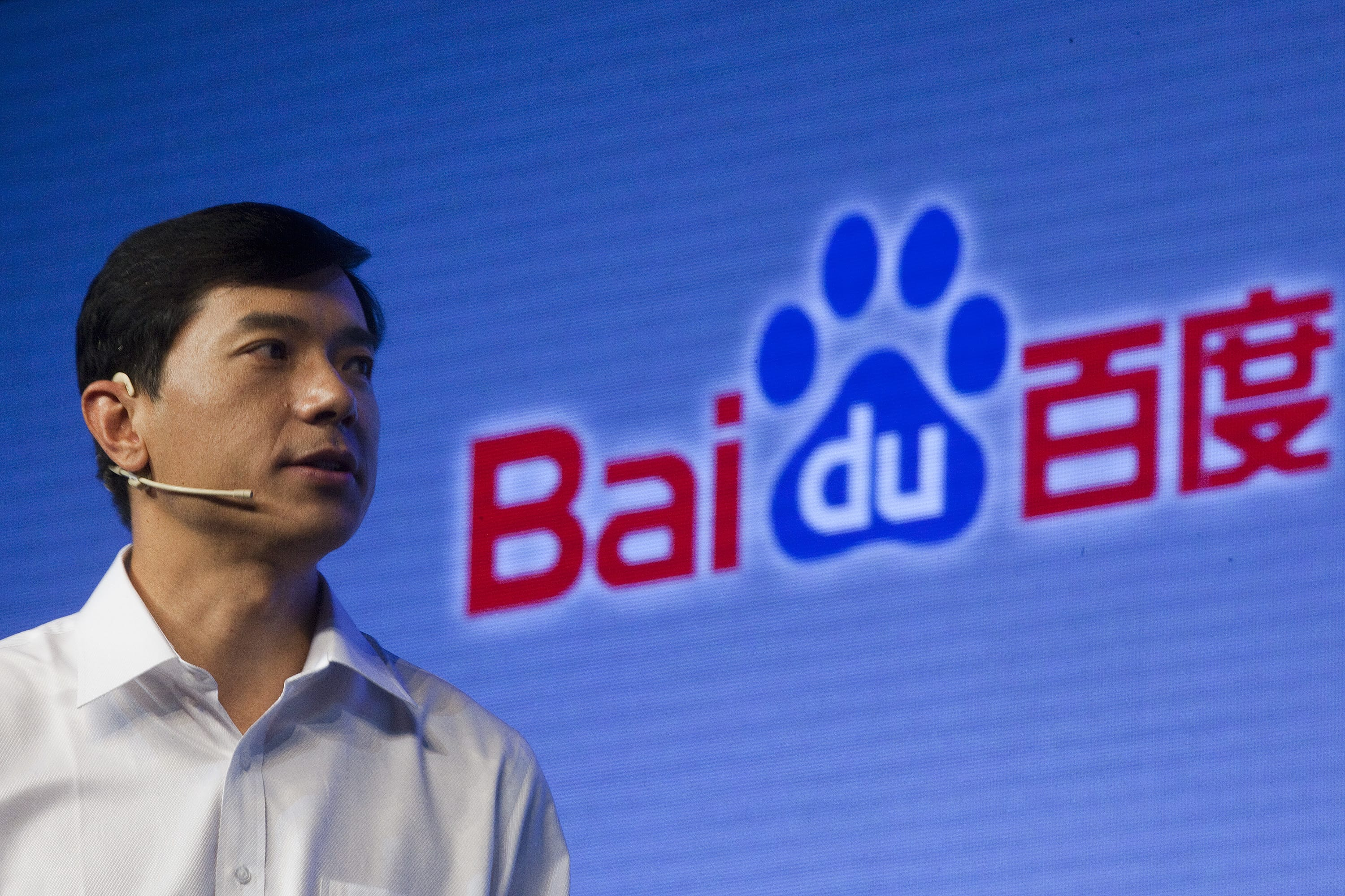 Baidu has lost over $60 billion in value since its peak — now earnings are expected to fall further