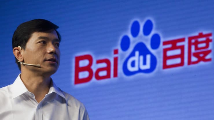 China's Baidu is in talks to raise up to $2 billion to launch a stand-alone biotech company