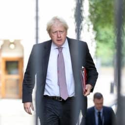 Boris Johnson to face EU leaders for Brexit talks as uncertainty roils UK markets