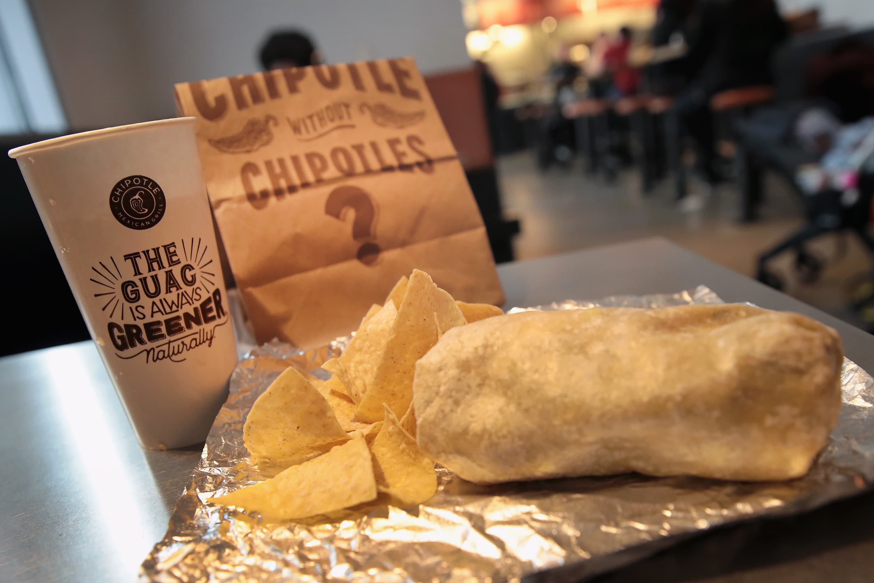 Bank of America upgrades Chipotle, citing declining avocado prices