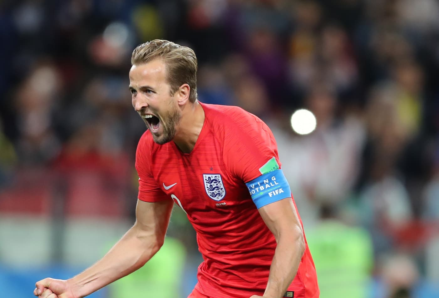What England's captain Harry Kane says he learned from Tom Brady