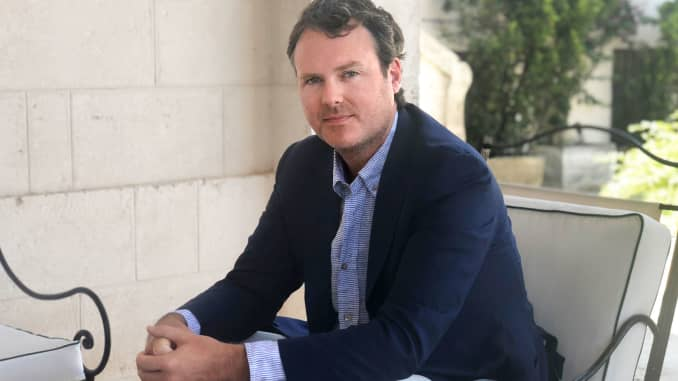 Will McDonough is now betting on blockchain