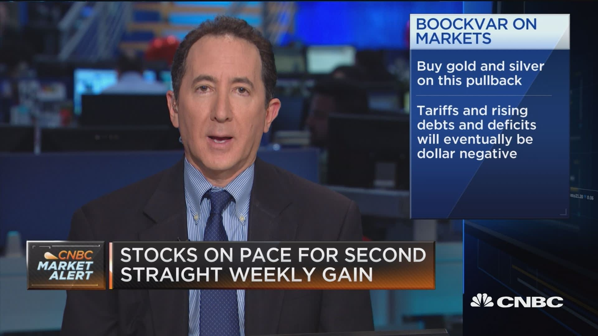 Tariffs' effects yet to be seen