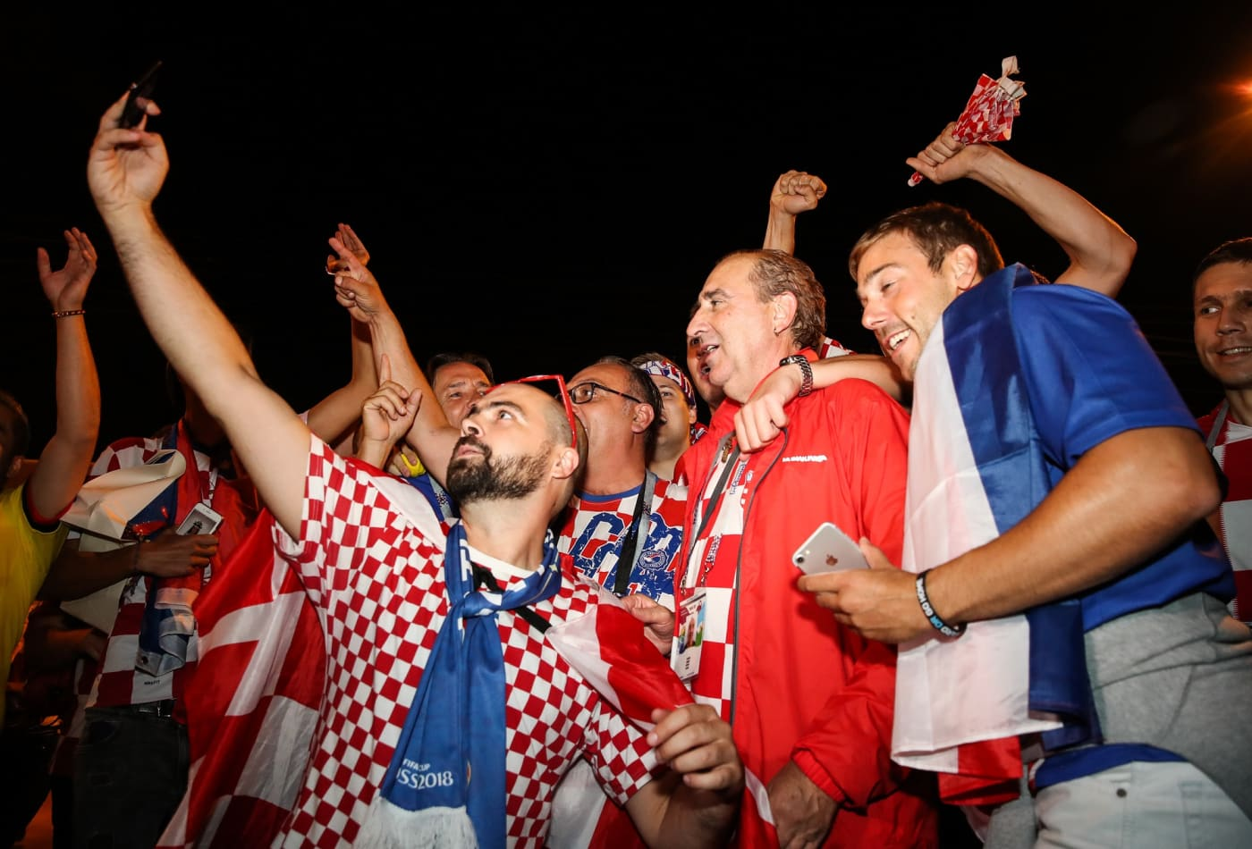 cab8f5c11 Americans are paying over $6,000 to go to the World Cup finals in Russia