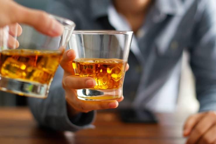 GP: Drinking whiskey