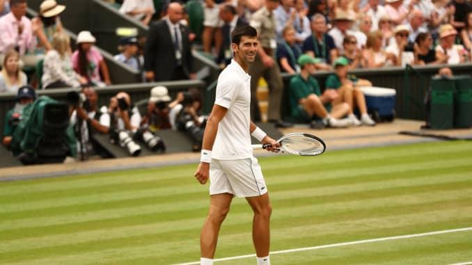 Novak Djokovic Beats Roger Federer But How Do His Earnings Stack Up