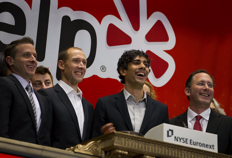 Yelp shares pop 15% despite lackluster earnings