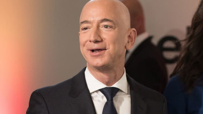 Jeff Bezos is now the richest man in modern history