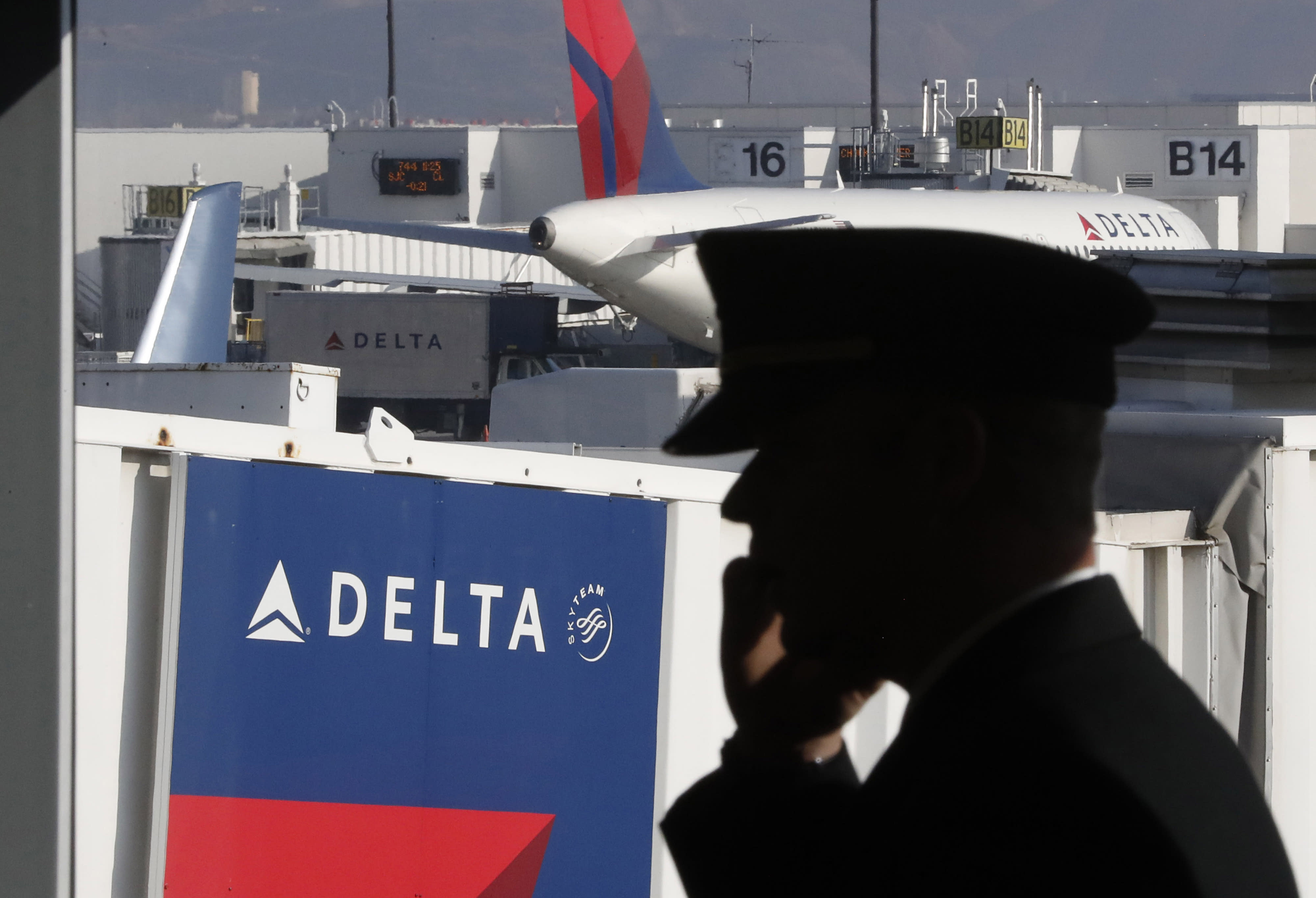 Delta and pilot union reach preliminary deal to...