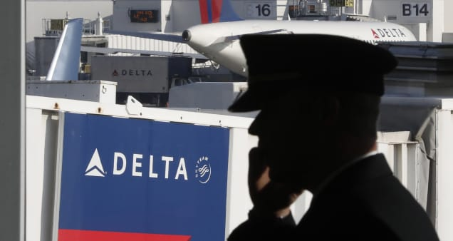 Delta and pilot union reach preliminary deal to avoid furloughs until 2022