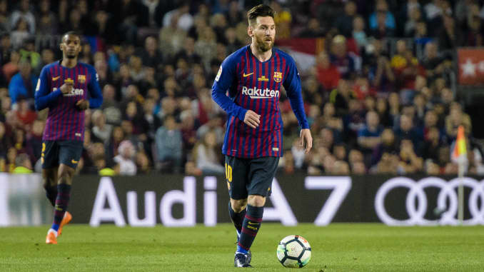 No Messi For Miami As Barcelona Fc Cancel Us League Soccer Fixture
