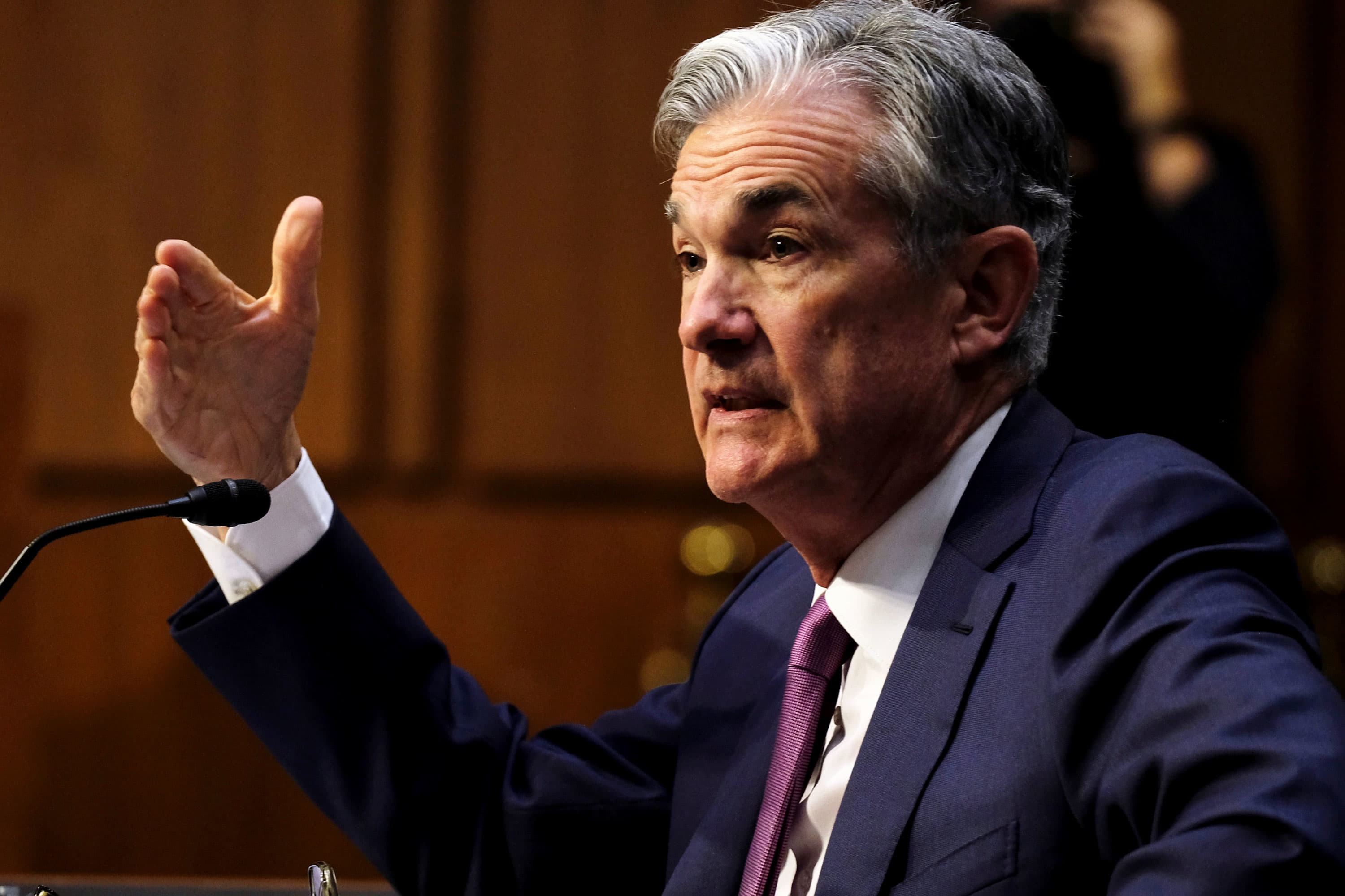 Fed to cut rates for first time since 2008 to save economic expansion thumbnail