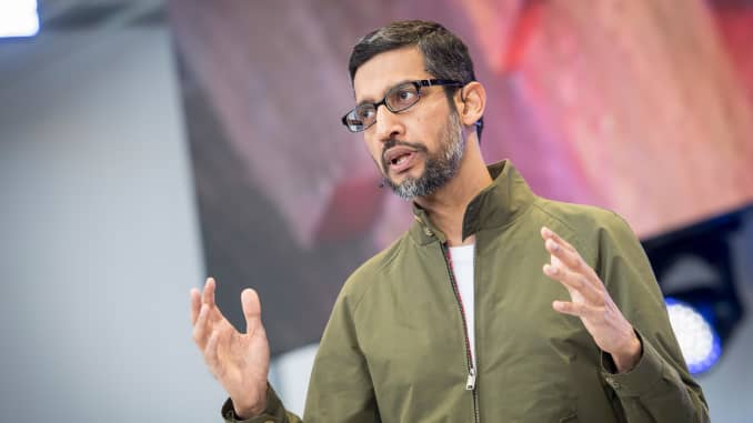GP: Sundar Pichai, Google Inside The Google I/O Developers Conference