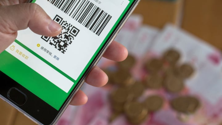 How To Top Up Money In Wechat Singapore