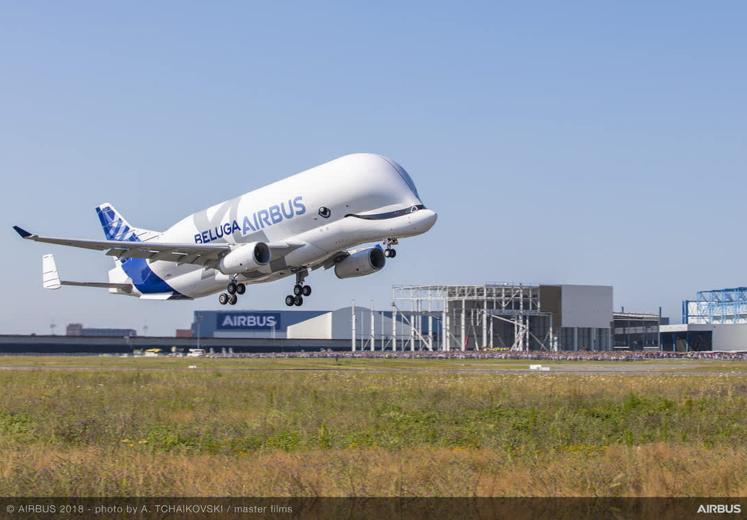 One of the largest aircraft in existence just got a crucial certification