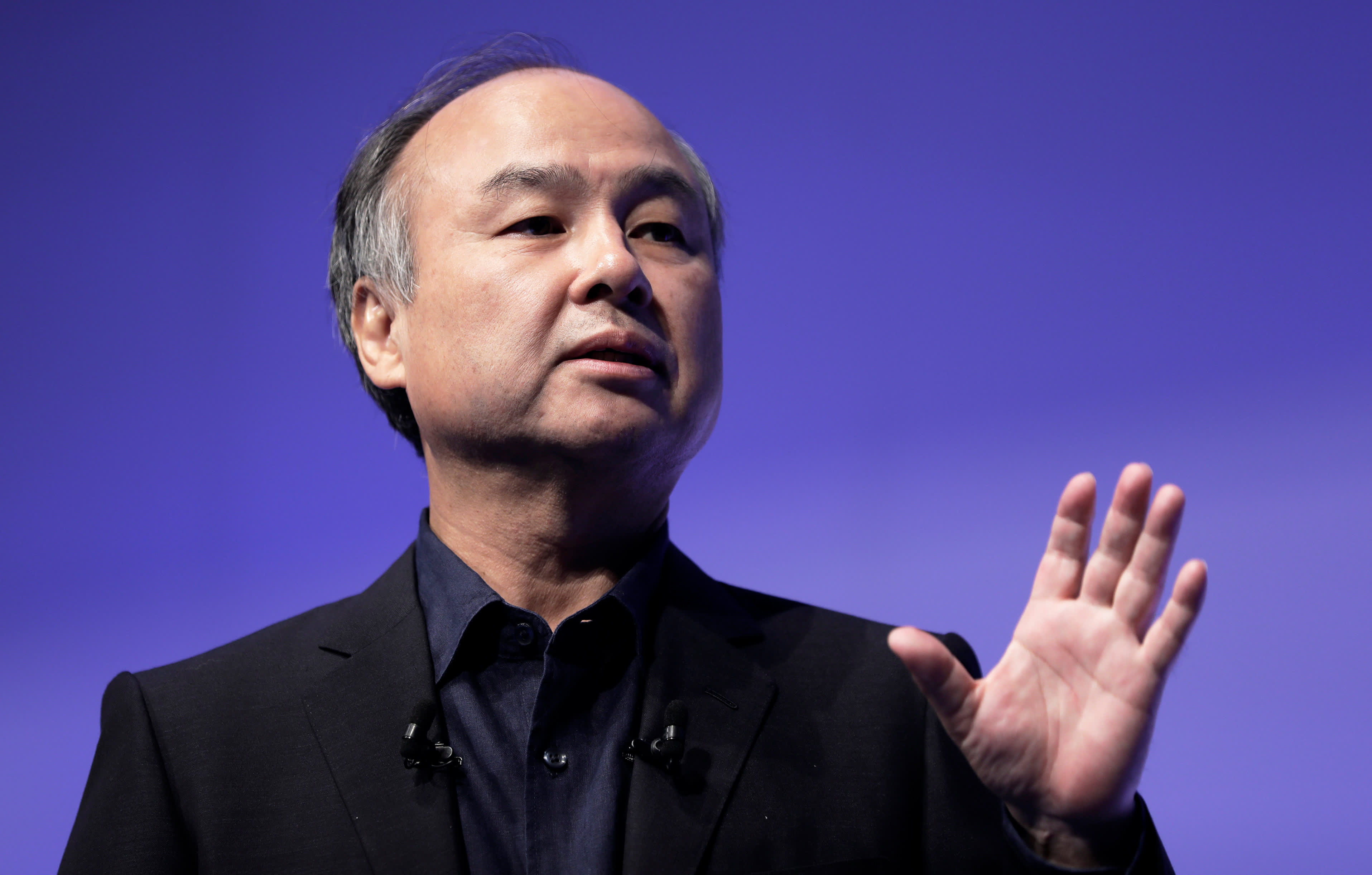 SoftBank swings to profit after record loss as Vision Fund recovers