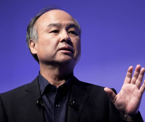 SoftBank's Masayoshi Son says he expects even more massive returns from his Vision Fund portfolio