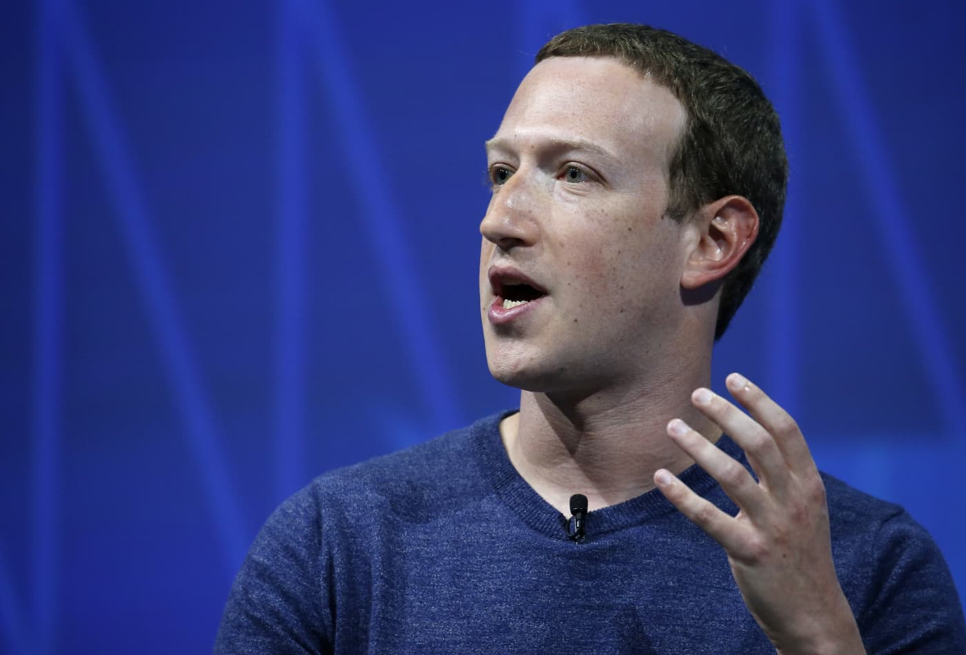 Zuckerberg says Amazon cloud bill for his philanthropy is sky high: 'Let's call Jeff up and talk about this'