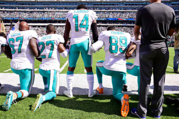 Most say NFL kneeling protests during national anthem