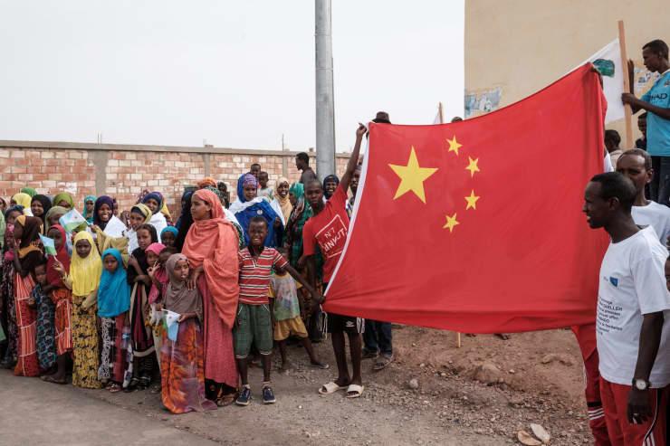Premium - China in Africa
