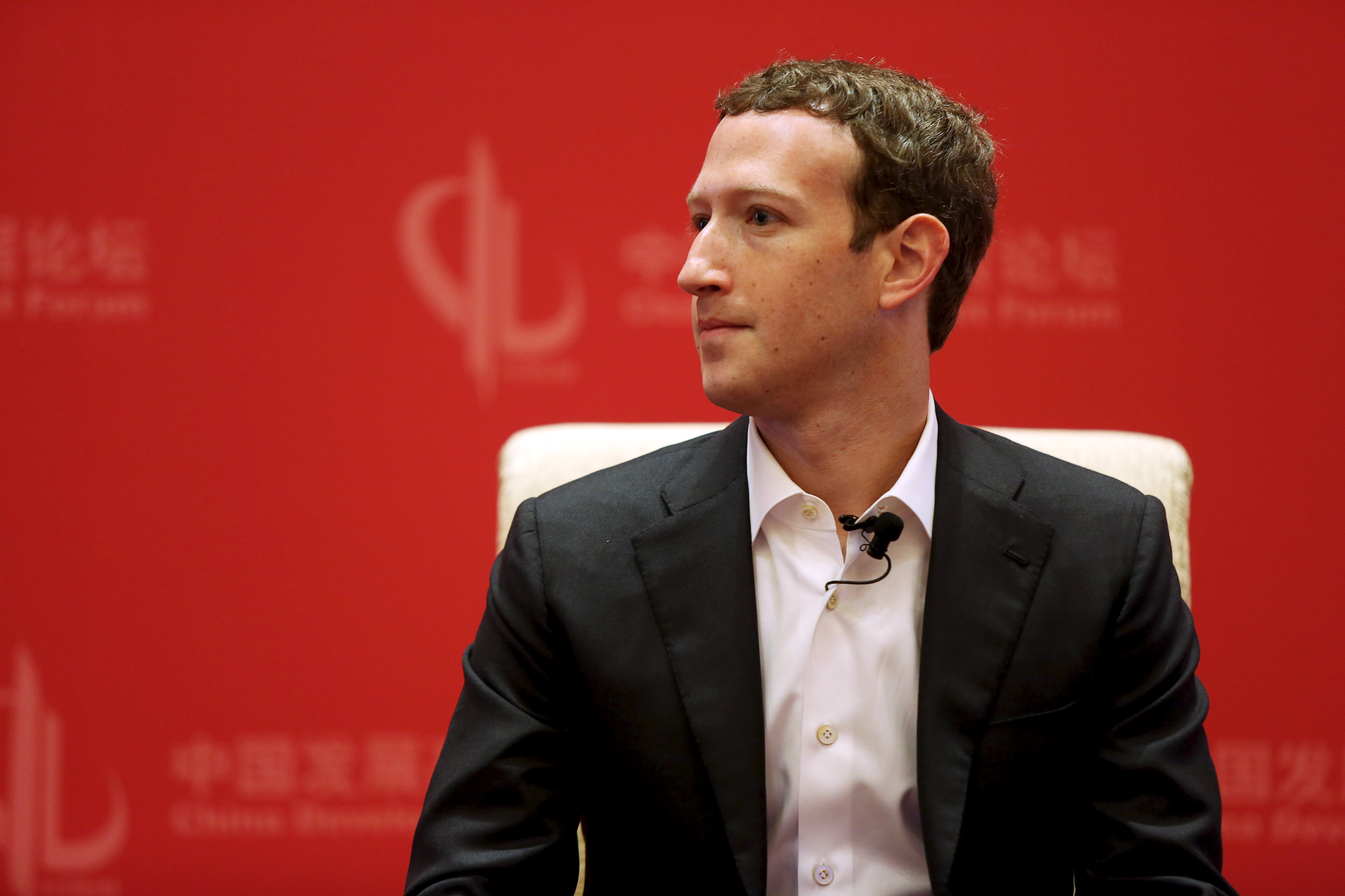 Facebook to report first-quarter earnings after the bell