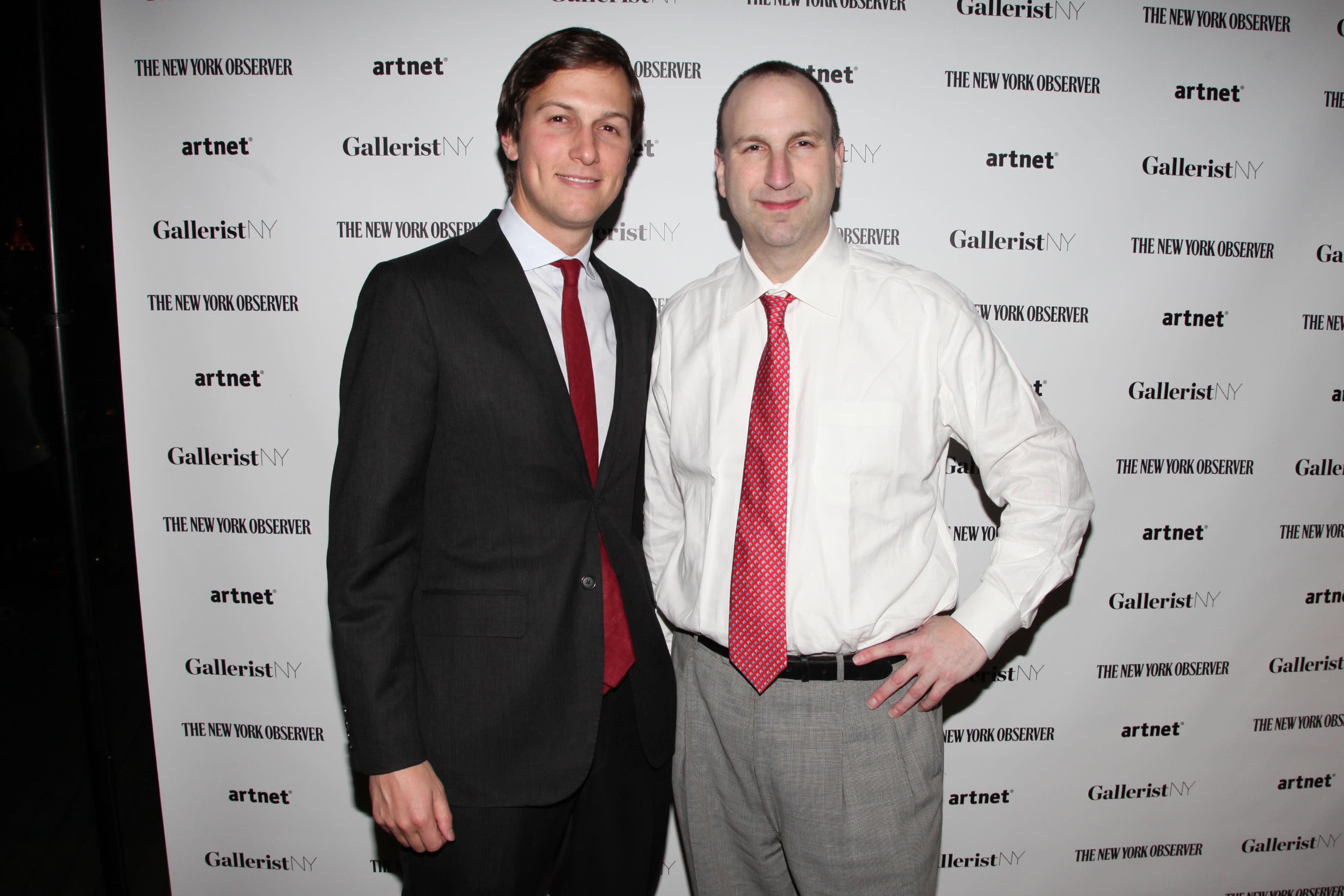 Jared Kushner friend, Giuliani associate Ken Kurson charged with cyber stalking thumbnail
