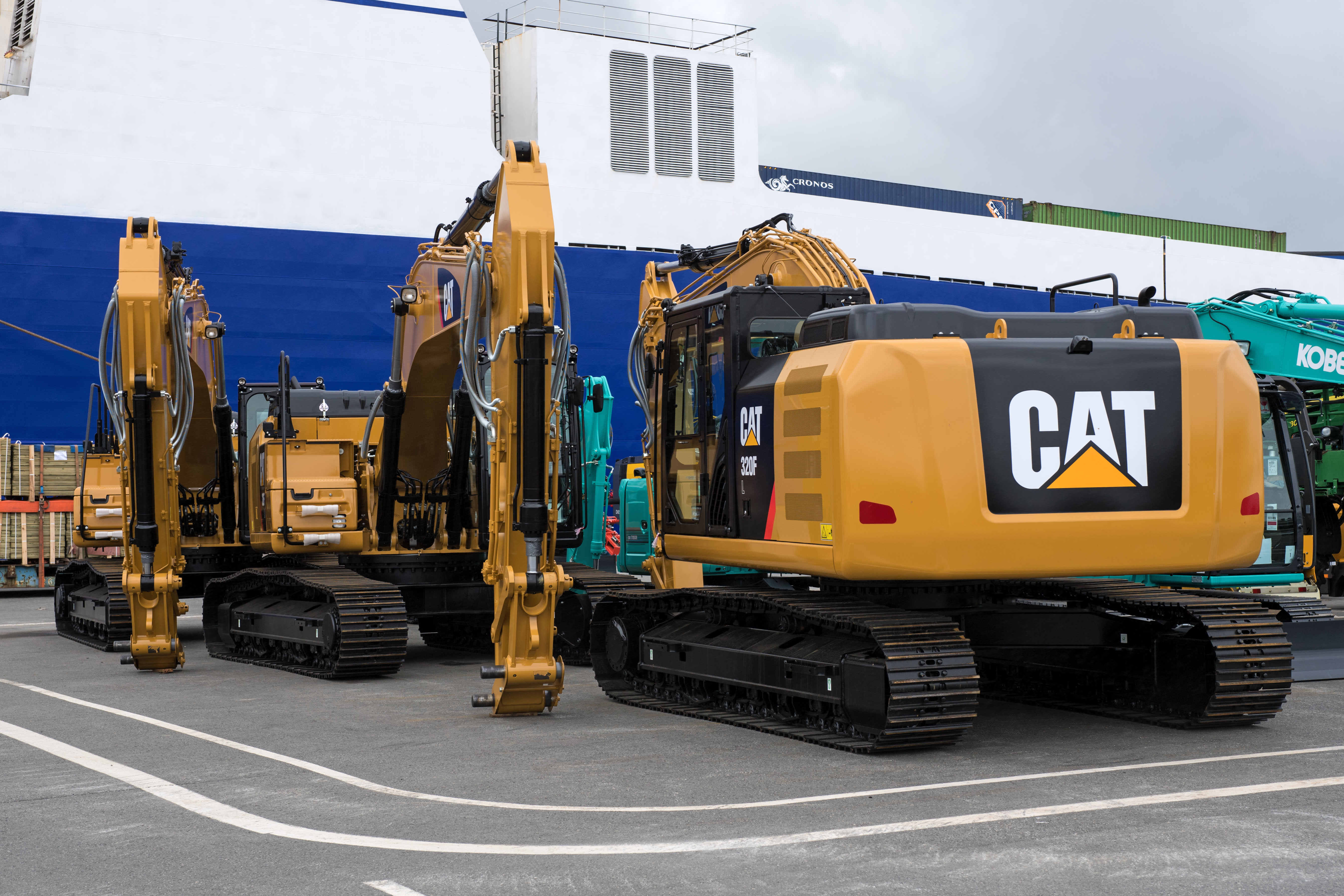 Stocks making the biggest moves midday: Caterpillar, SmileDirectClub, Oracle, Yelp & more