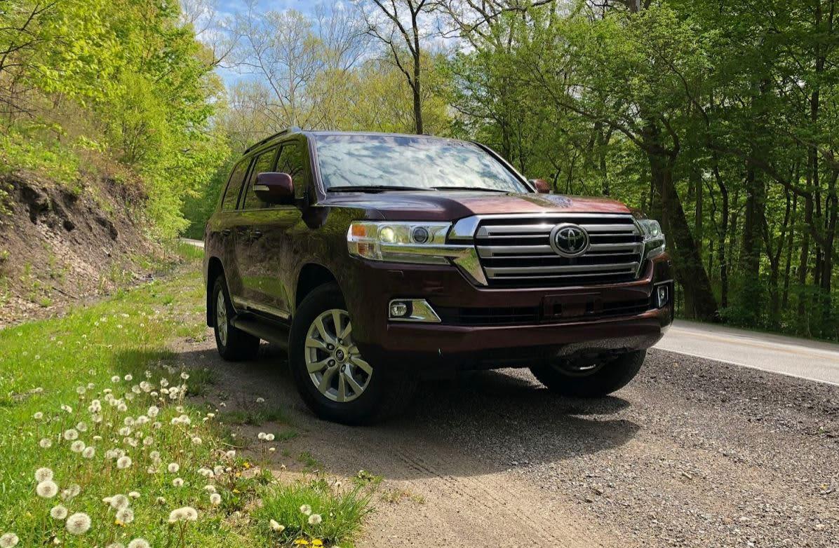 Kekurangan Toyota Land Cruiser V8 2018 Review