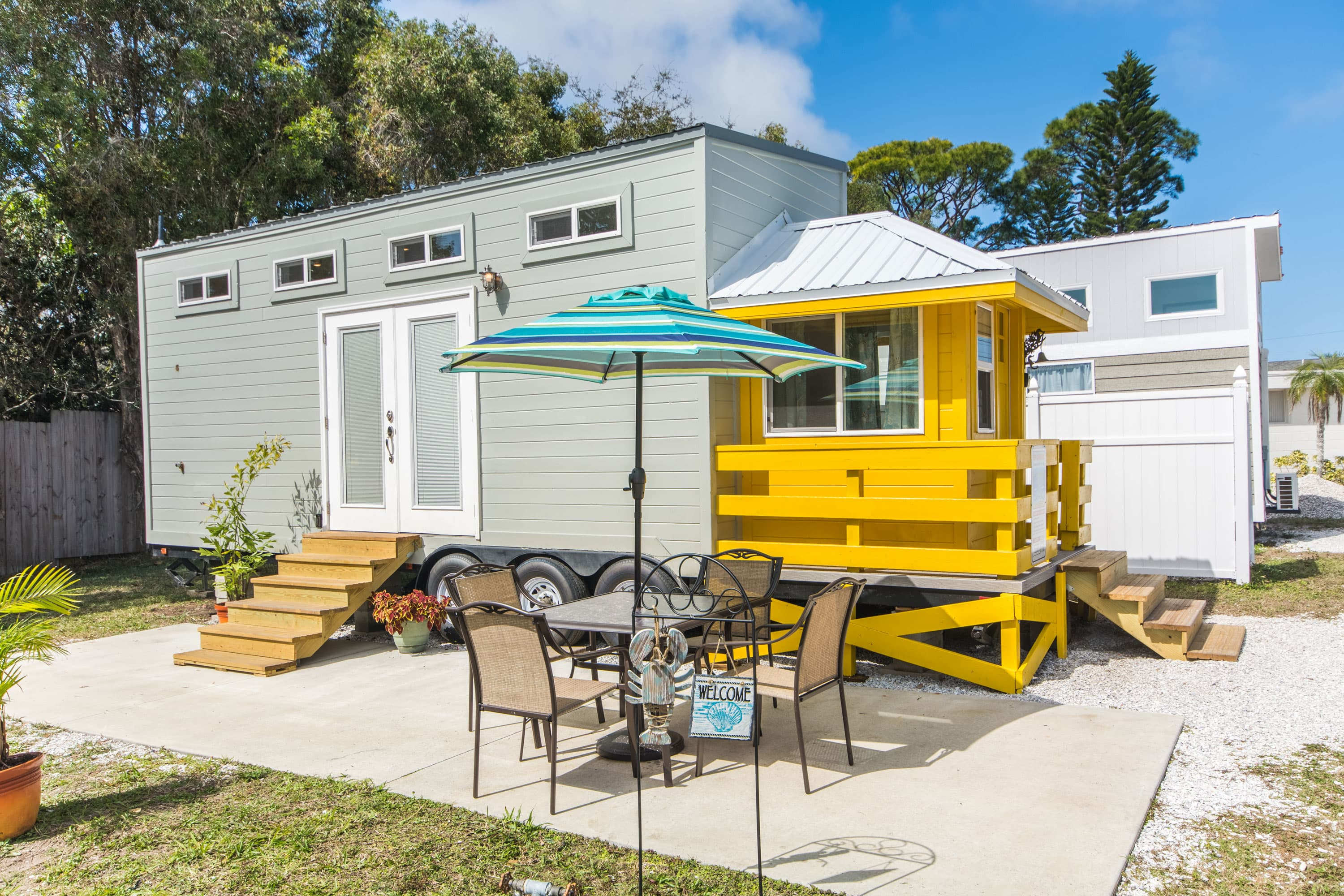 10 great places to try tiny-house living on vacation