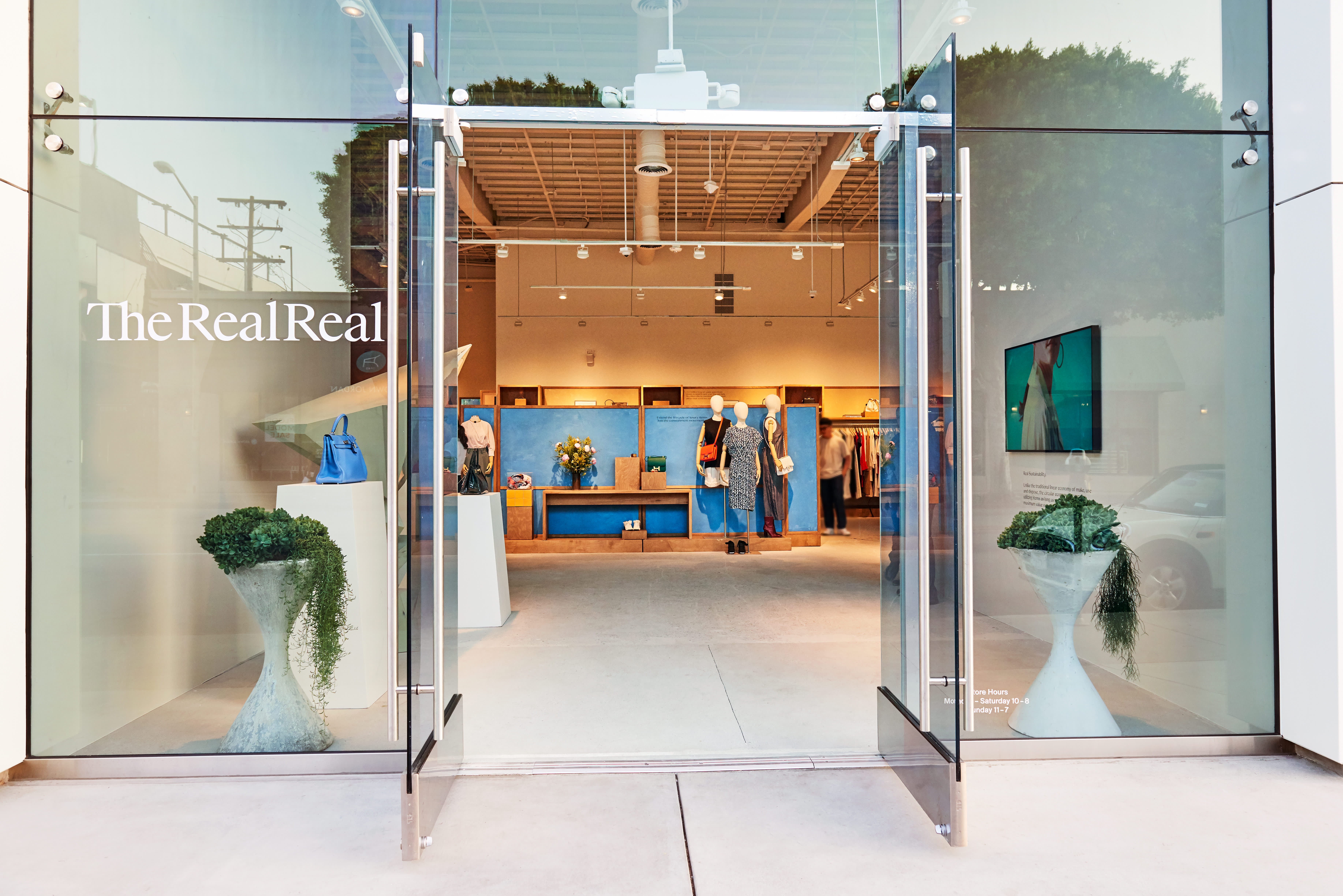 cab0769fb69 Online start-up The RealReal to open its second luxury consignment store