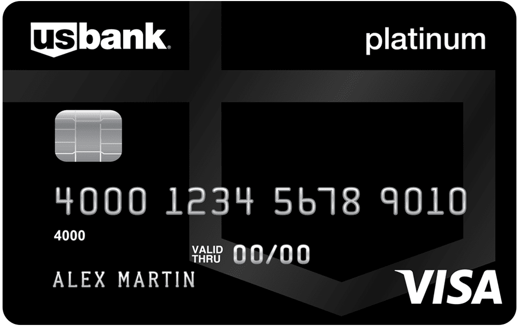 Credit Cards: US Bank Visa Platinum