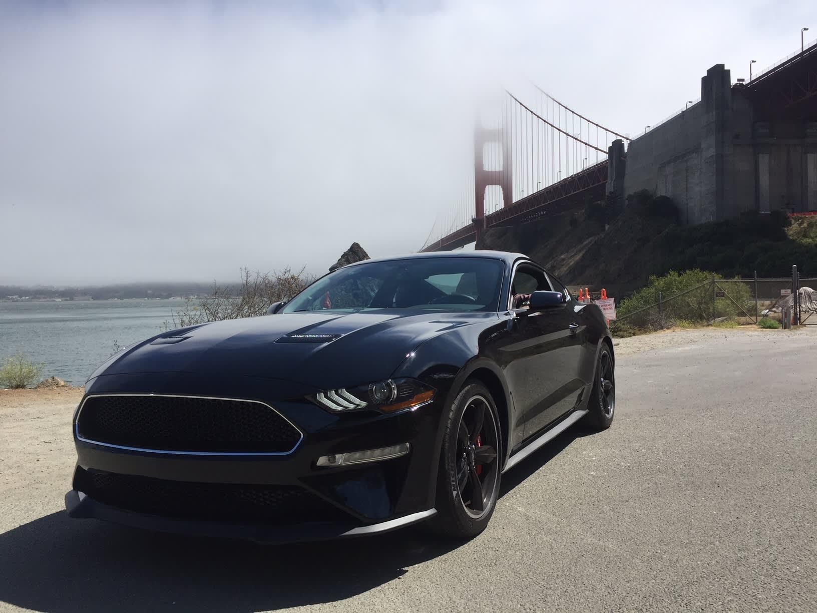 Bullitt Mustang rides again  Can McQueen's car restore shine to Ford?
