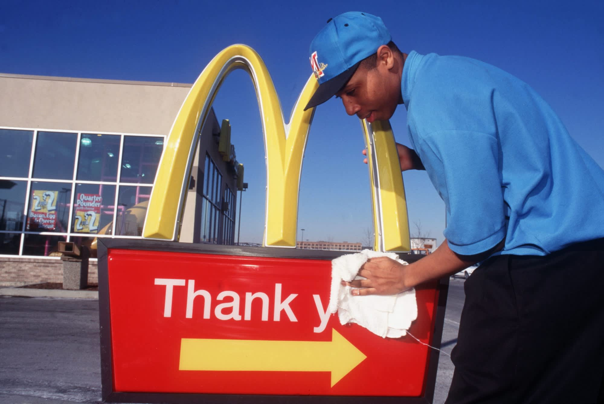 McDonald's partners with Mayo Clinic for aid in coronavirus safety