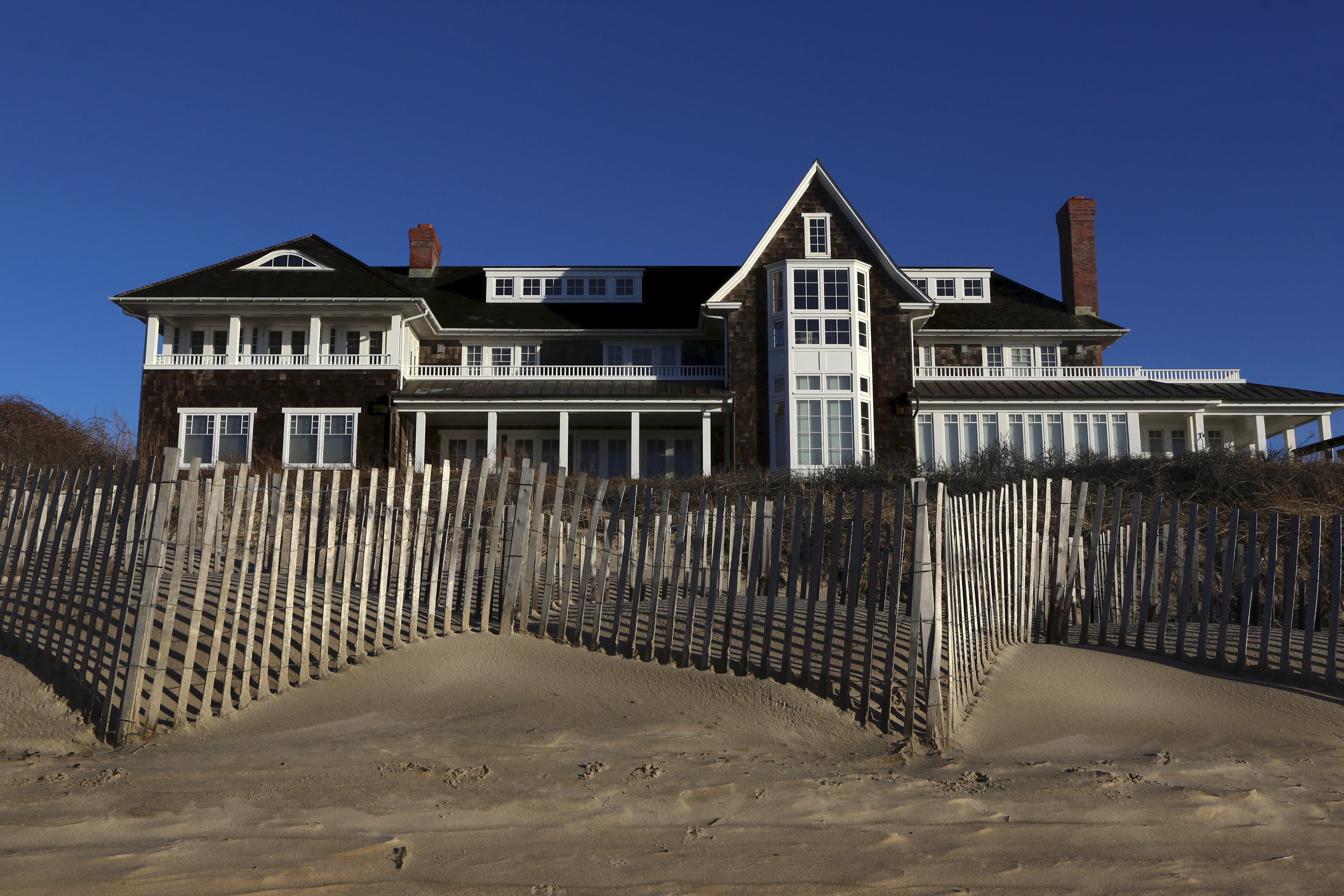 A home simply rented within the Hamptons for $2 million for the summer time