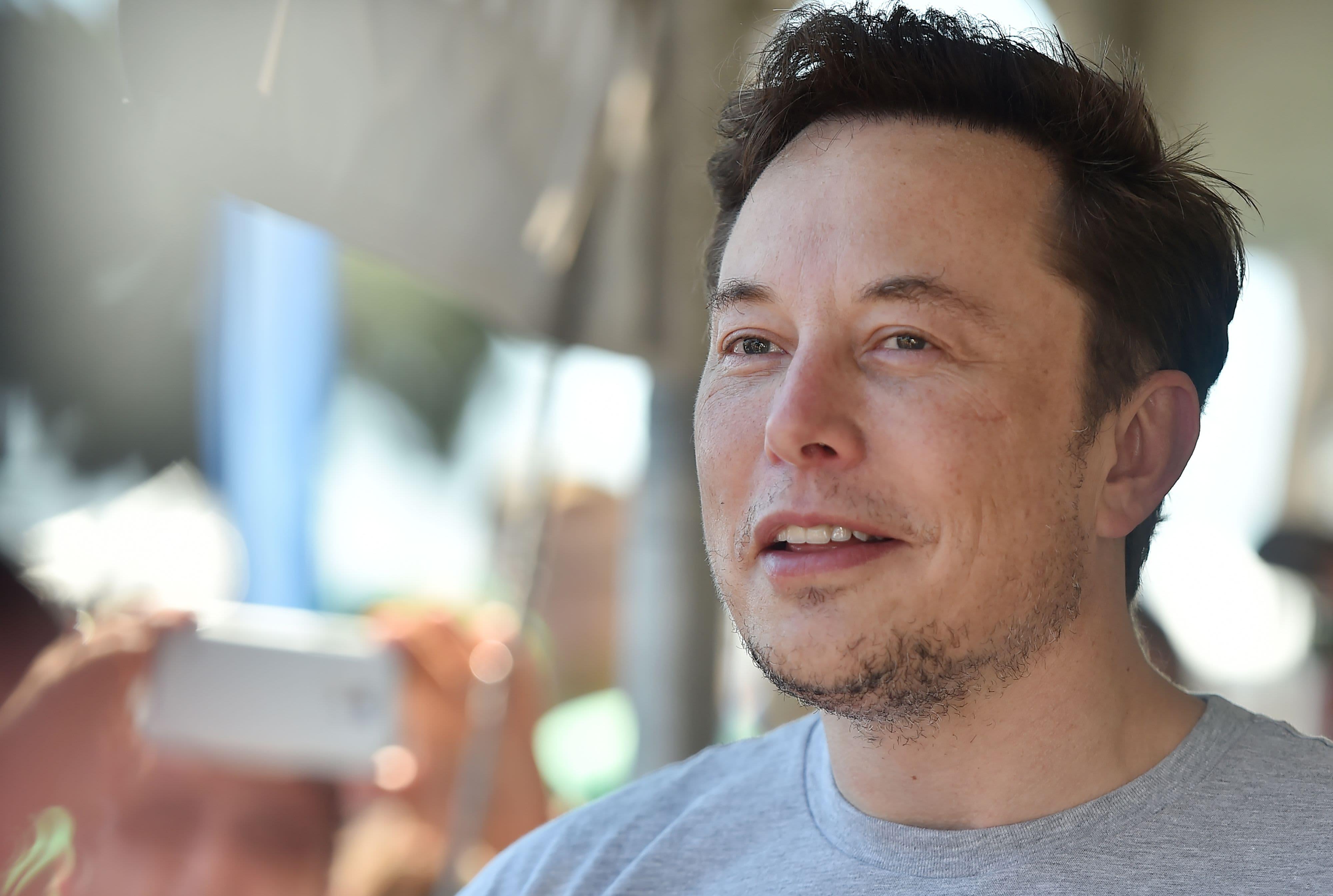 Elon Musk FrГјher